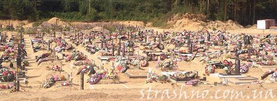 печаное кладбище