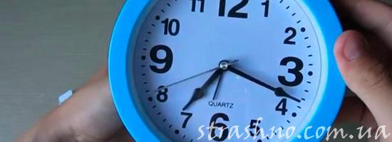 Мистическая история о времени