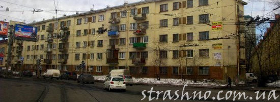 сталинка в Балтенинском жилмассиве Санкт-Петербурга