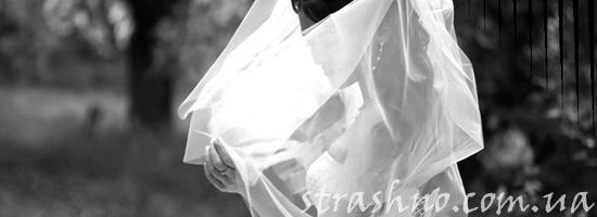 Порча на свадебном платье