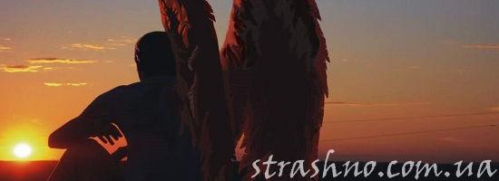 Мистическая история про ангела