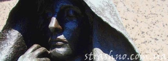 статуя чёрная эгги