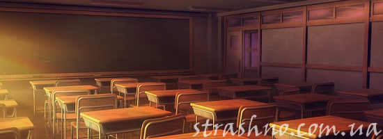 пустой класс школа