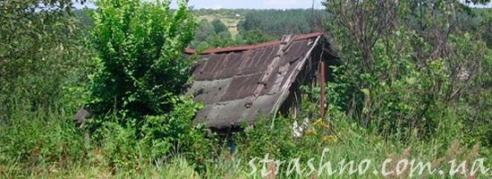 история о заброшенной даче