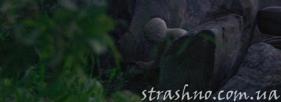 фрагмент мистического сериала