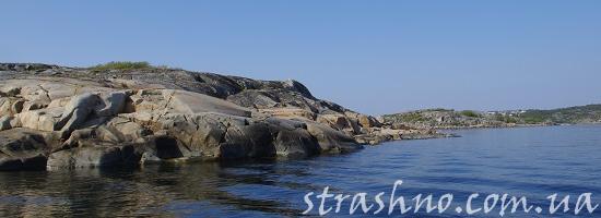 каменистый остров морская шхера