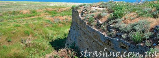 страшная история о заброшенной крепости