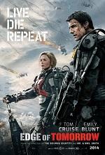 плакат фильма Грань будущего