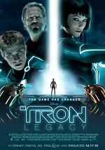 плакат фильма Трон