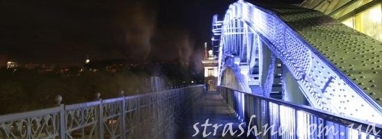 Человек у моста