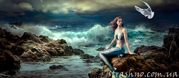 мистическое происшествие на море
