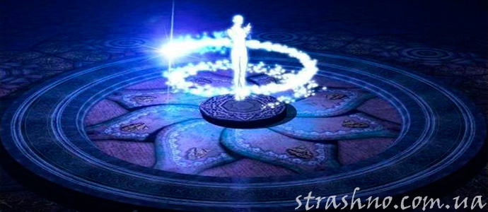 история гадания и вызова духа