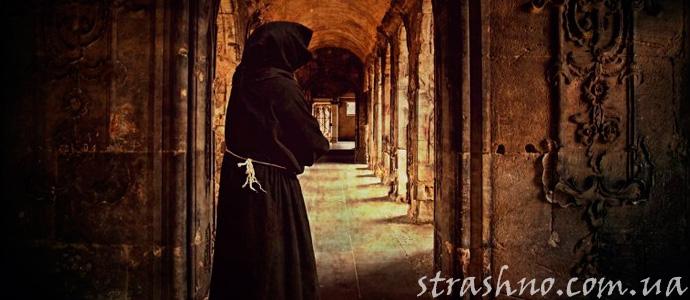 мистика в монастыре