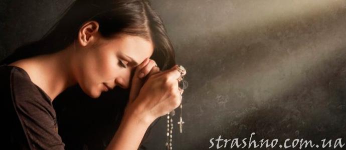 кошмарные сны из-за крестного знамения