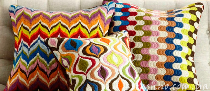порча на диванные подушки