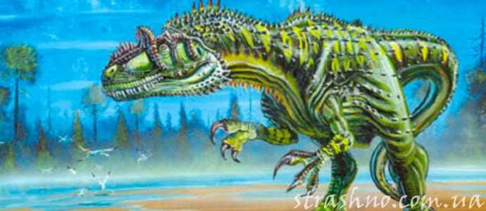 история о вымершем динозавре