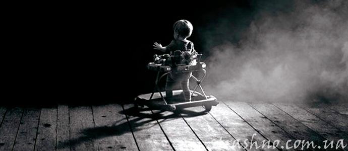 кадр из фильма ужасов Астрал