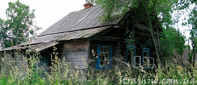 мистика в заброшенном доме