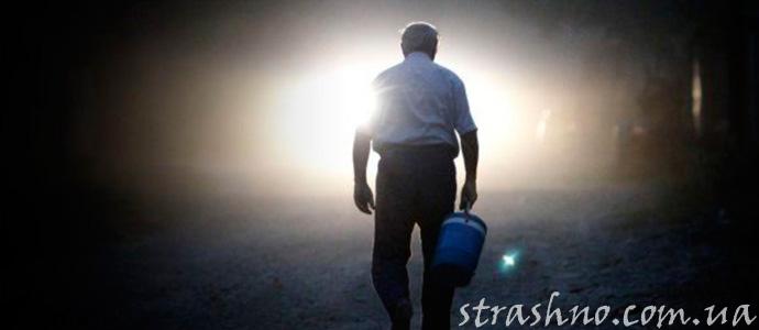 история о помощи покойного мужа