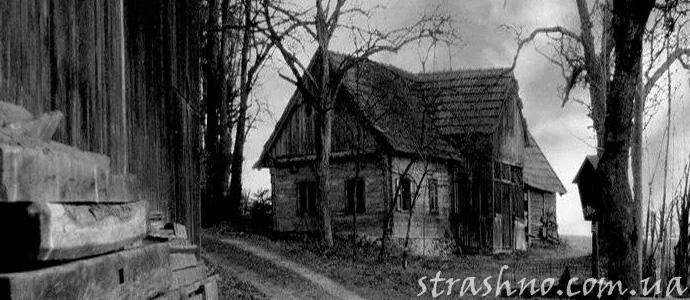 мистическая история о призраке