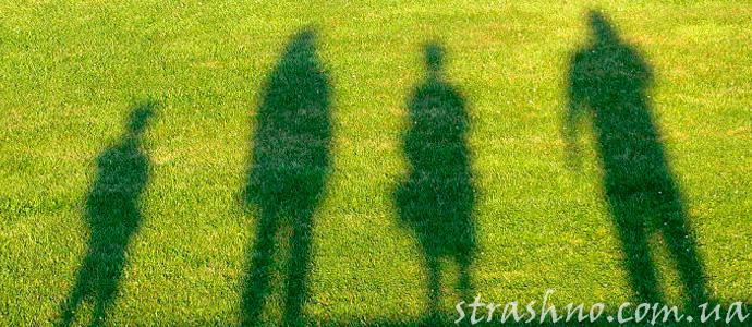 история о мистических тенях