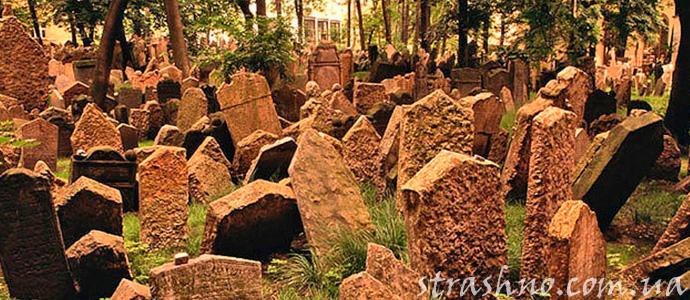 жуткая энергетика на кладбище Ла-Нория в Чили