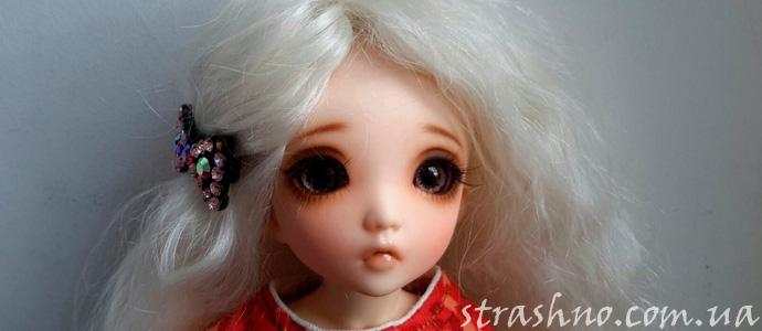 мистическая история о кукле на даче