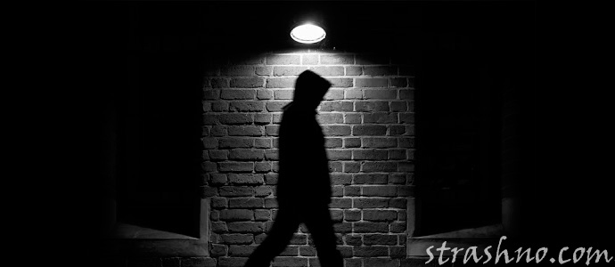Не отбрасывающие тень люди