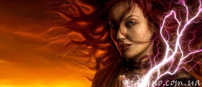 мистическая история о ведьме