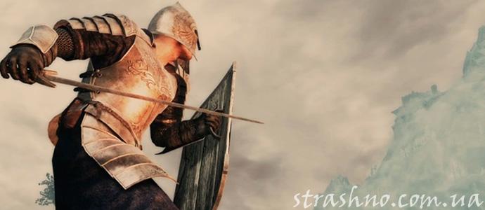 мистический сон про защиту древними воинами