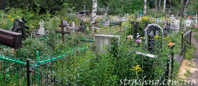 страшное происшествие на городском кладбище