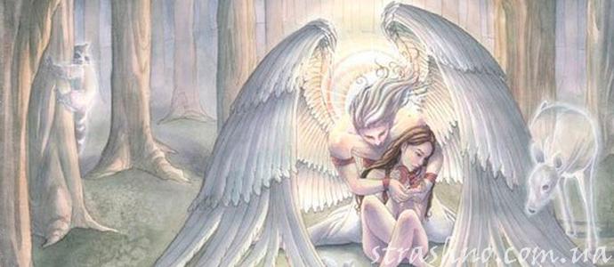 мистическая история о неожиданной помощи