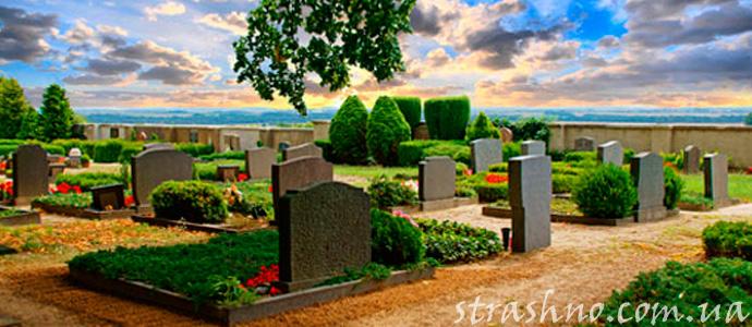 мистическая история о детской могиле