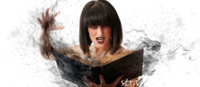 мистическая история о любви и колдовстве