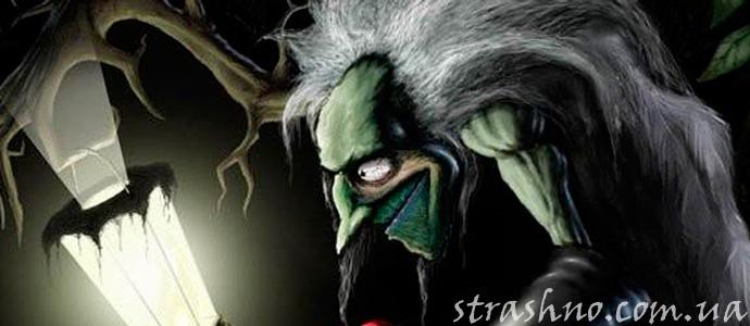 мистическая история о страшном ночном стуке
