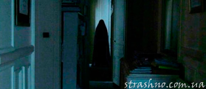 мистическая история о ночной тени