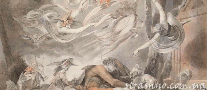 истории о предупреждении покойных родственников через сон