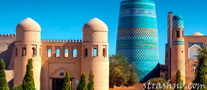 мистическая история о народных узбекских верованиях