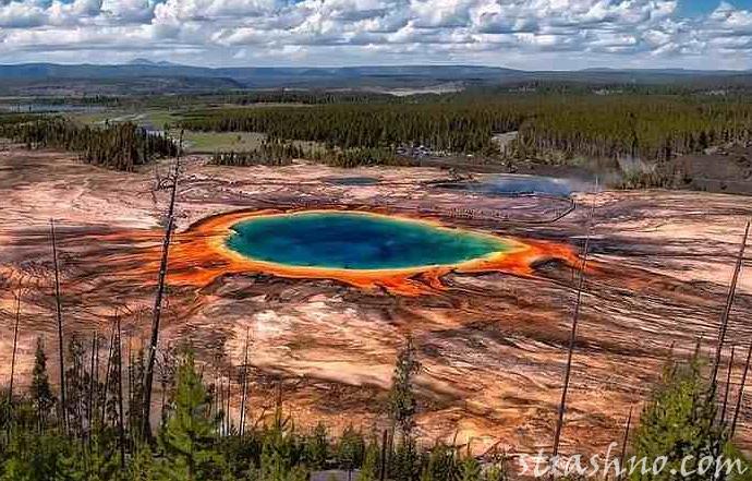 Фото знаменитого вулкана