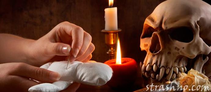 мистическая история о порче на смерть