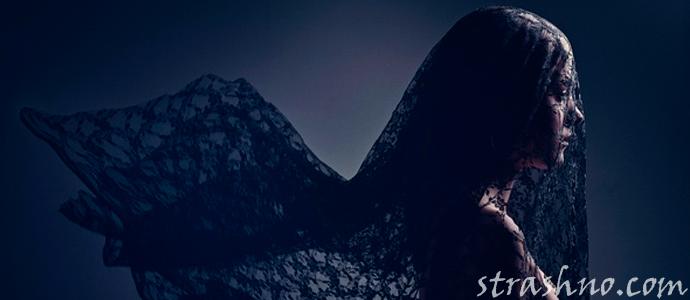 мистическая история о черном платье из сна