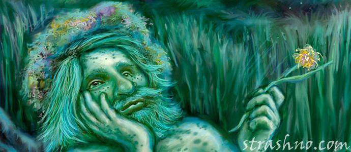 мистические истории о водяном