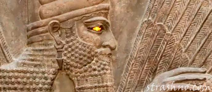 рассказ о пришествии вавилонского Бога Мардука