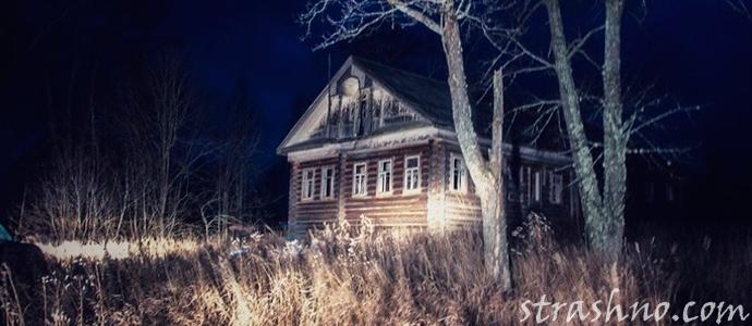 история о мистическом предупреждения домового