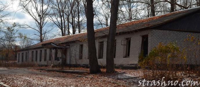 мистическая история о призраках в армейских казармах