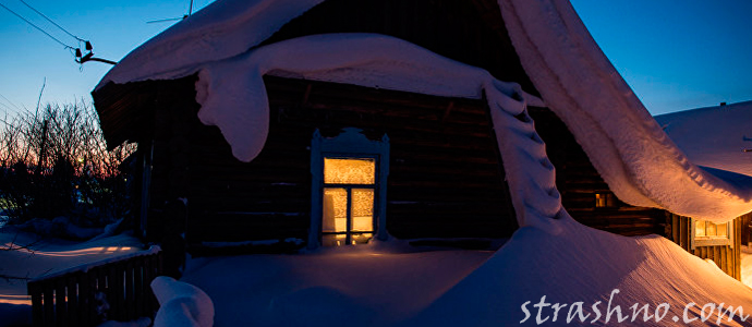 мистическая история о необычном рождественском происшествии