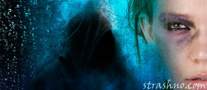 художественный рассказ о призраке задушенной девушки