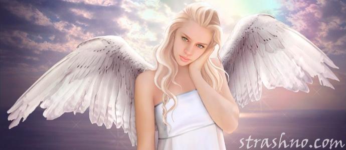 мистическая история о приходе ангела