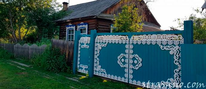 мистическая история о хозяевах деревенского дома