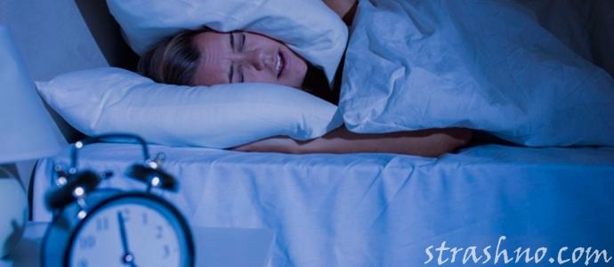 мистическая история о страшных ночных кошмарах